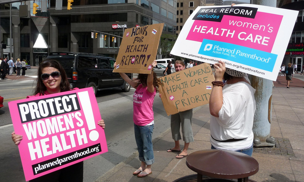Health Care Isn't a Bargaining Chip
