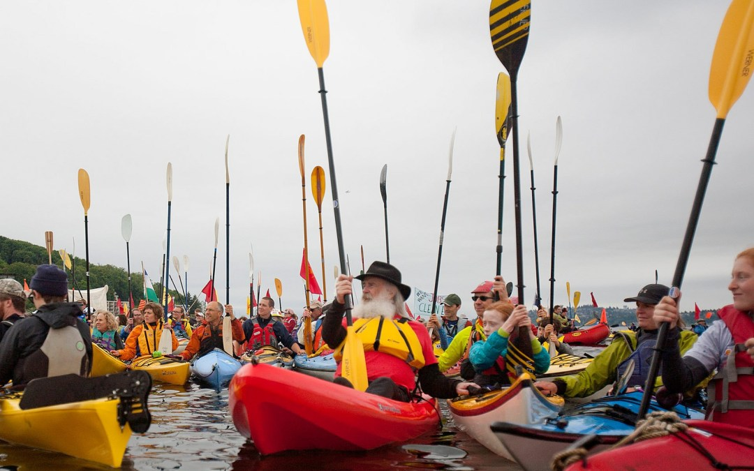 What's Next after Kayaktivism in Oregon