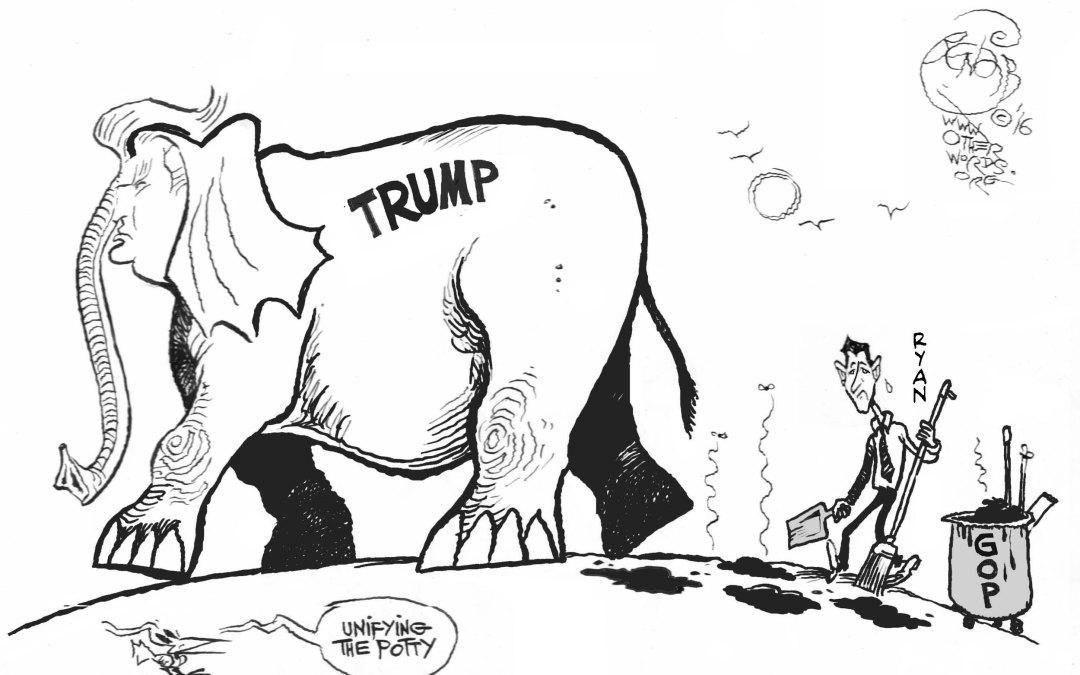 Riding Trump's Coattails