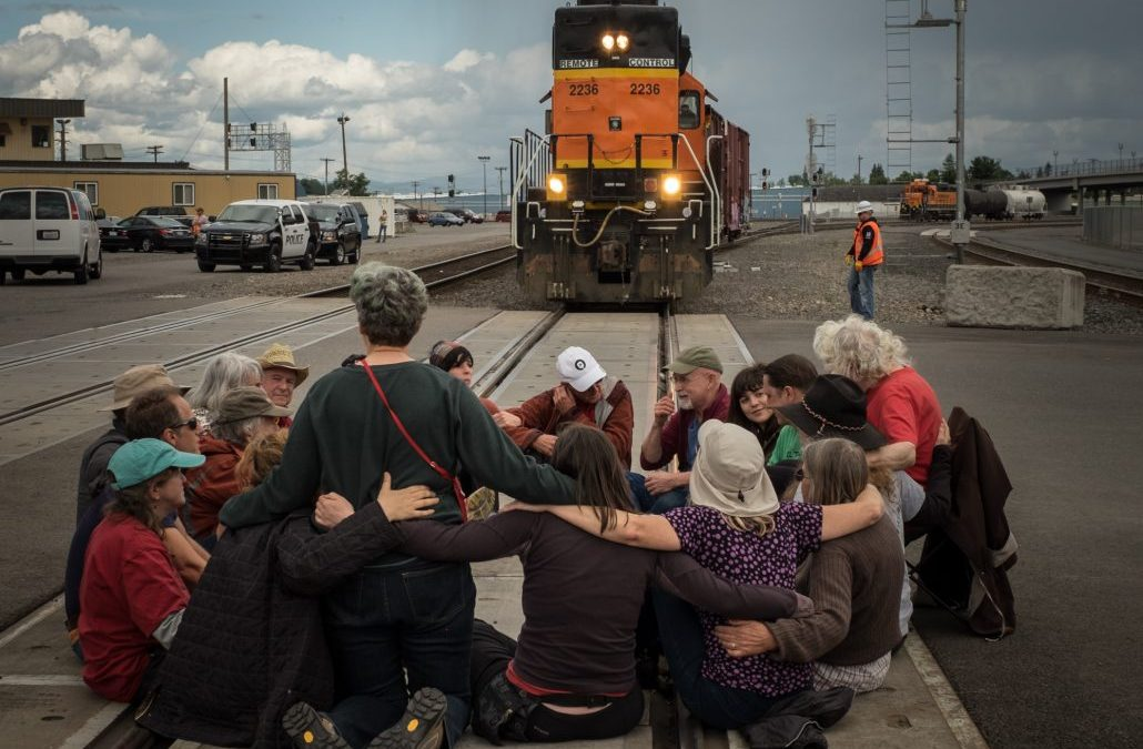 To Stop 'Bomb Trains,' I Honeymooned in Jail