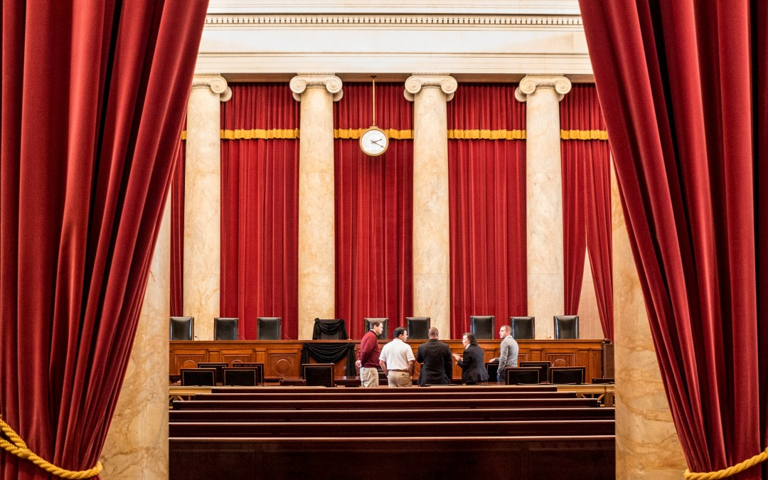 The Supreme Court is on the Ballot for 2016