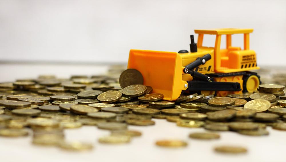 Gold-plated Tractors for Gentlemen Farmers