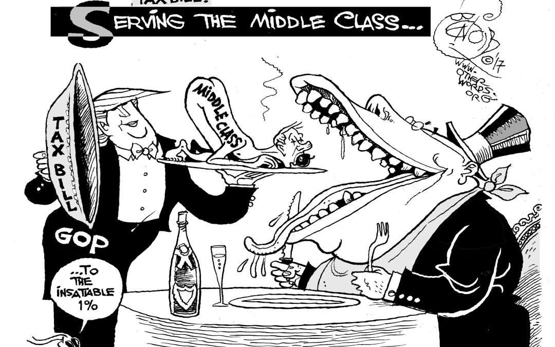 Serving the Middle Class…
