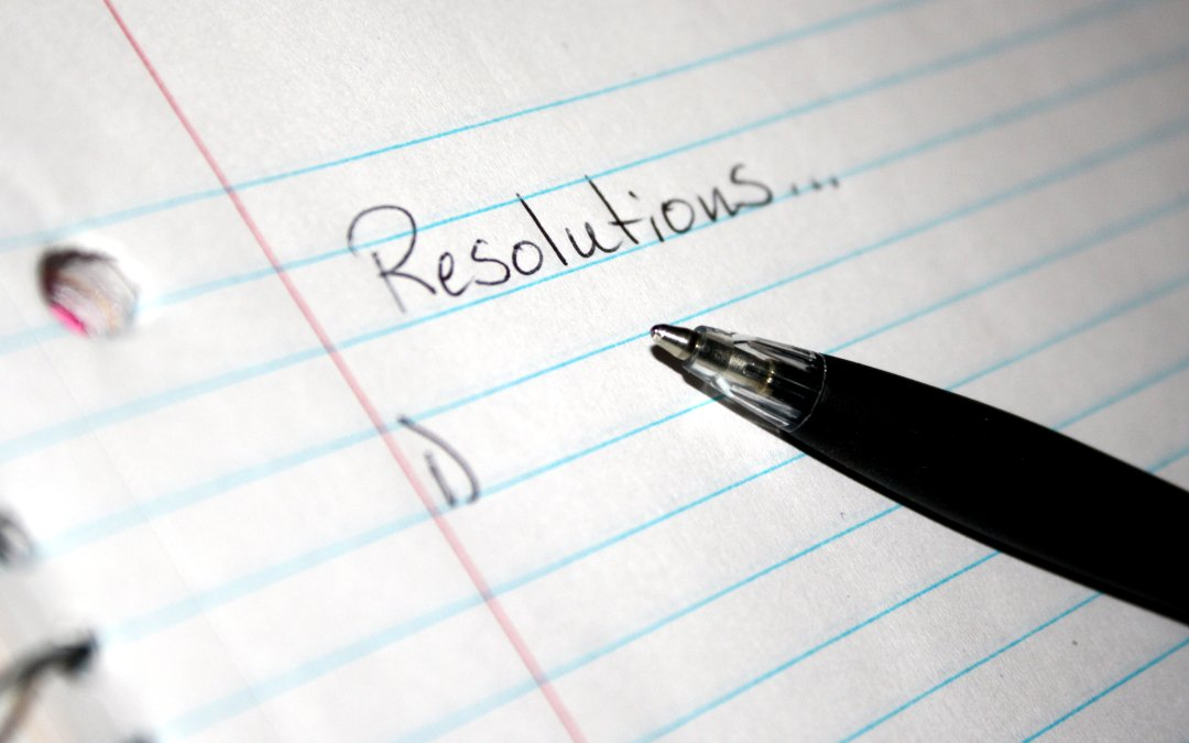 A New Year's Resolution: Time to Speak Up