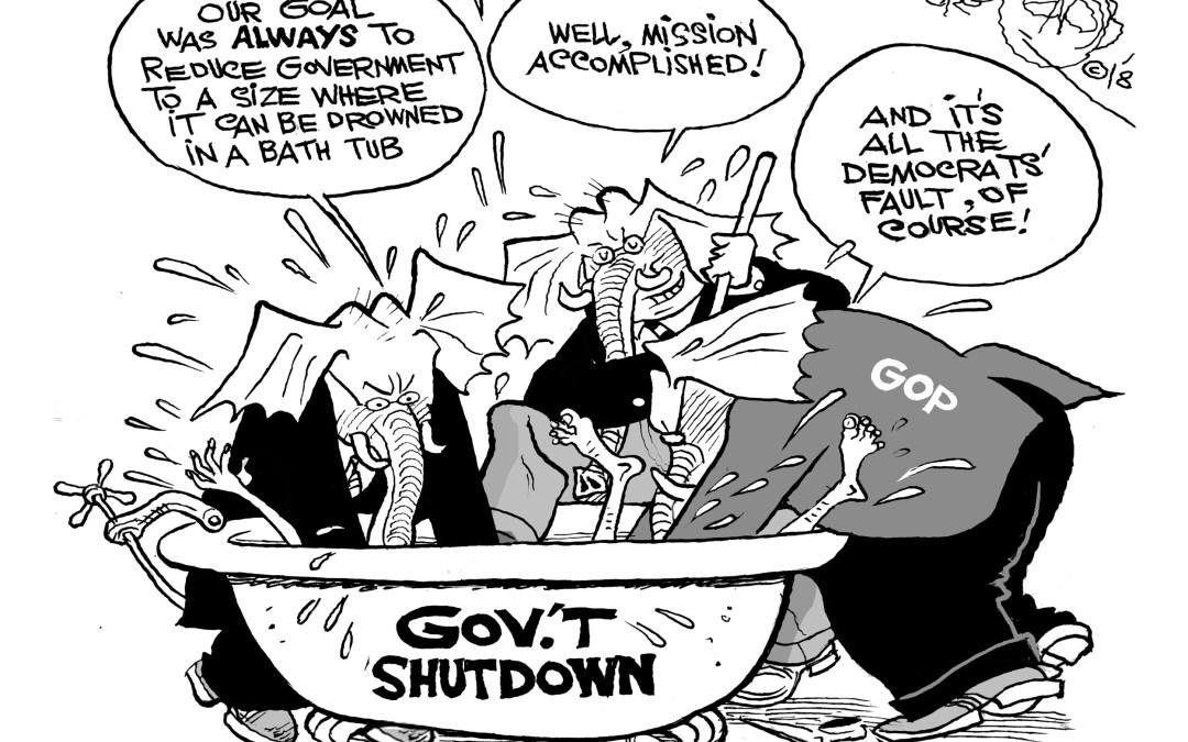 Shutdown Accomplished