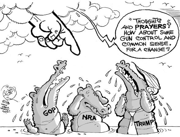 school-shooting-guns-gun-control-thoughts-prayers-nra