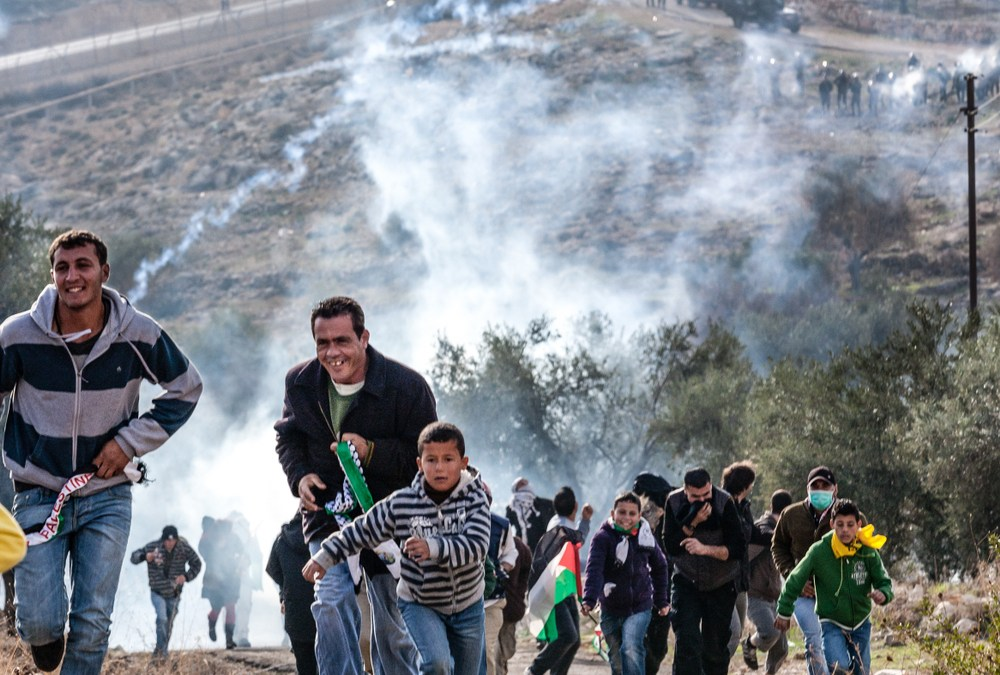 America's Treatment of Palestinians Has Grown Horrendously Cruel