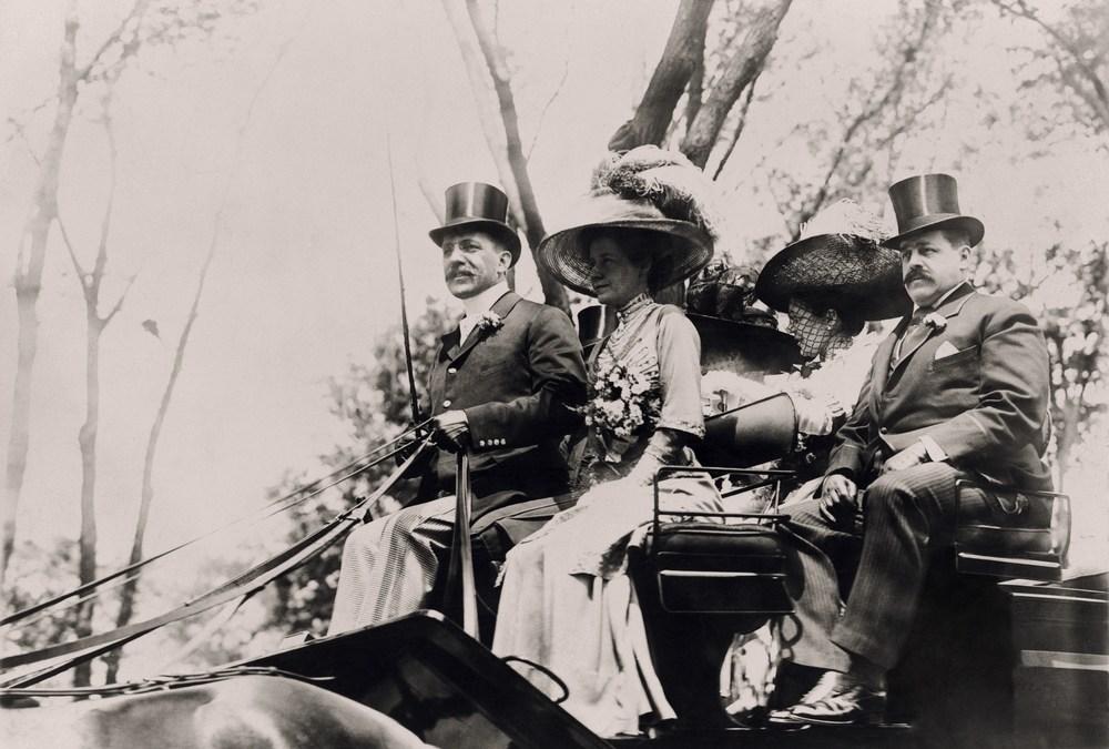 America 2018: Even More Gilded Than America 1918