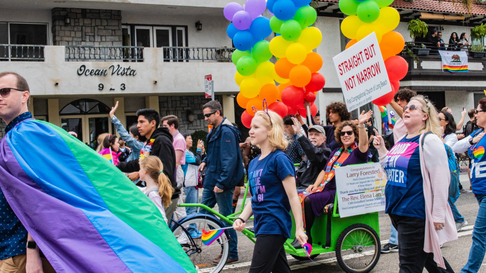 Good News: Straight People Don't Need a Parade