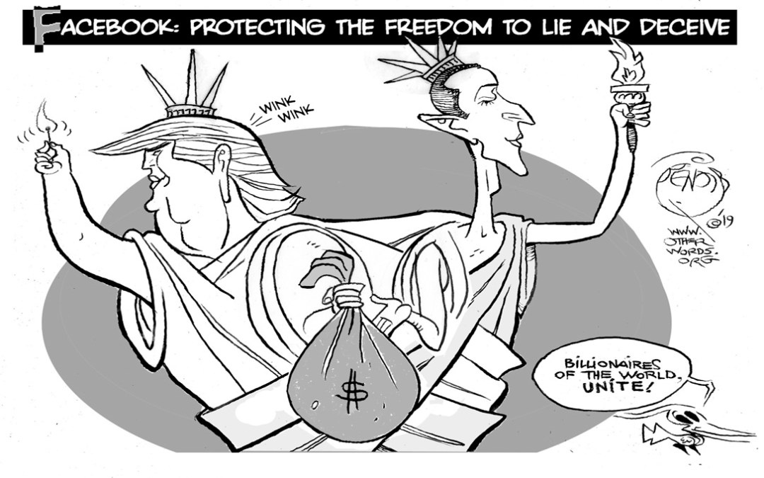 Facebook: Protecting Freedom