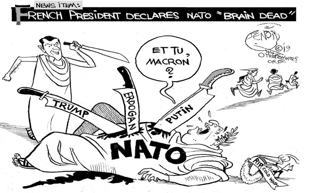 Et Tu, Macron?