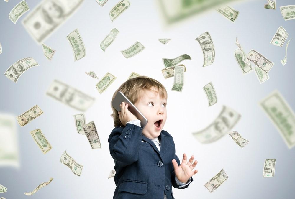 America's Future: Trillionaire Trust Fund Babies?