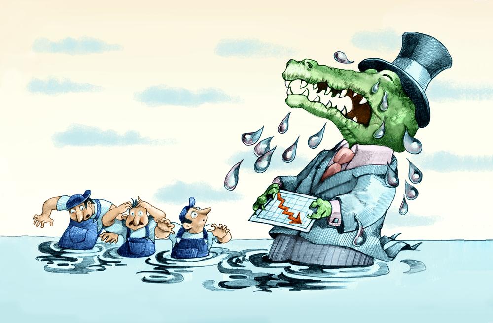 Crocodile Tears on Corporate Taxes
