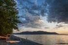 Sunset at Orcas Island, Washington