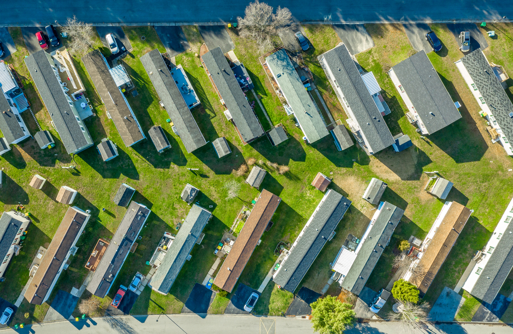 When Wall Street Came to My Mobile Home Park