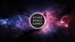 Banner image with otherworld games logo