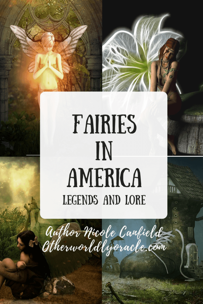 The types of fairies in America - legends and lore