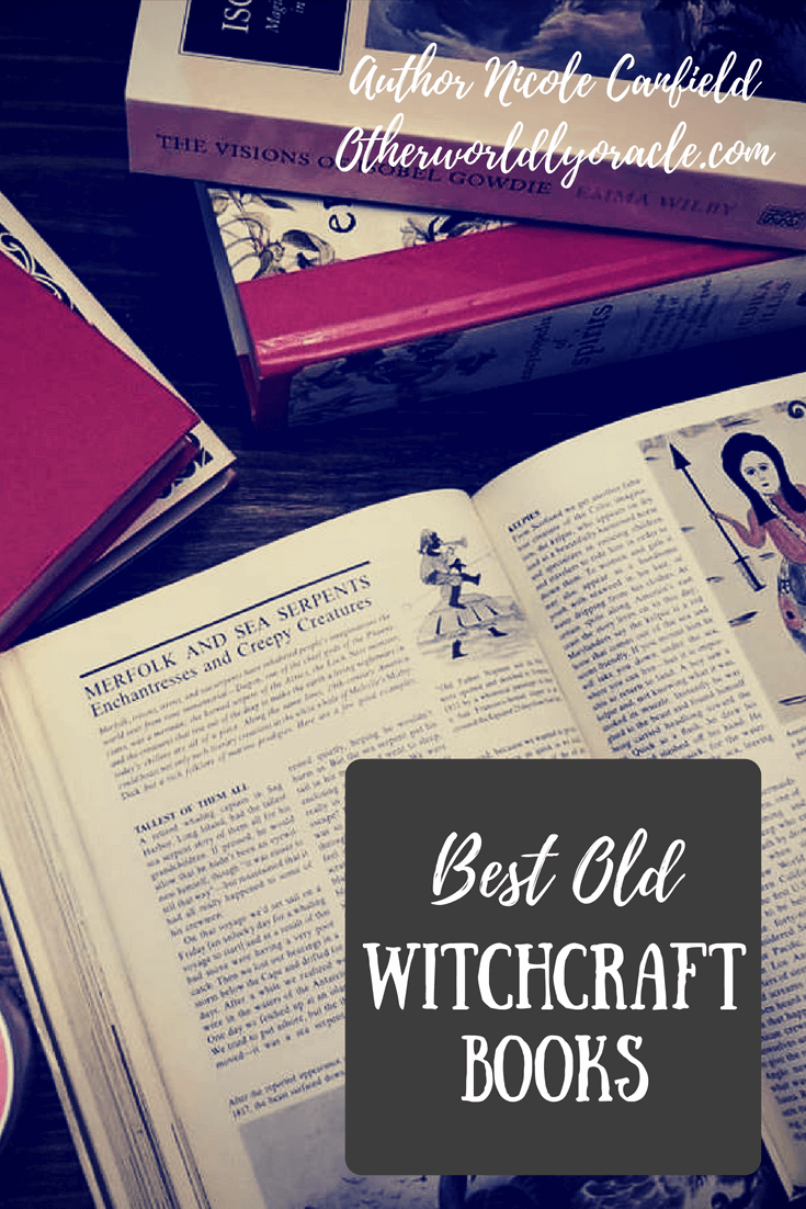 best old witchcraft books