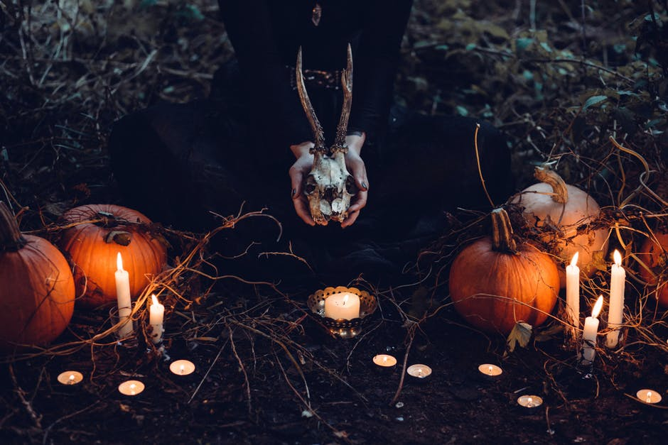Candles, incense, and other items can be used to cast a circle.