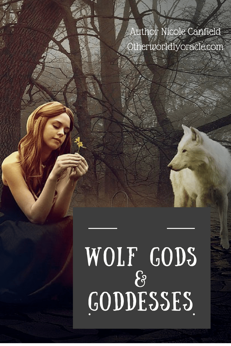 Wolf Gods and Goddesses of the Ancient World