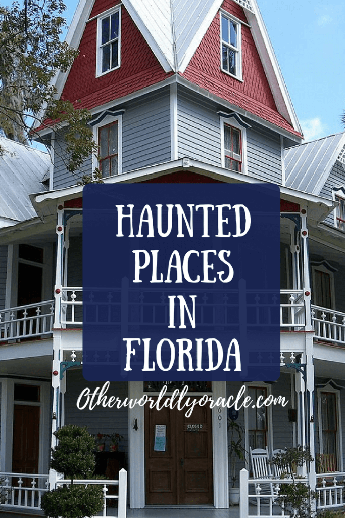 May-Stringer House, one of the most haunted places in florida