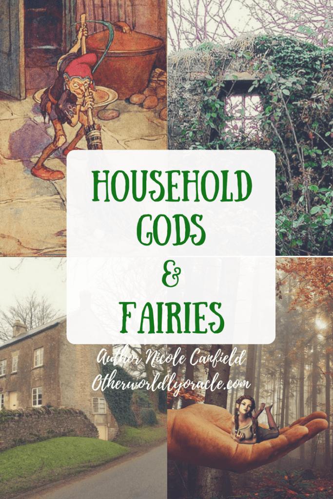 Learn about household gods, ancestors and fairies here.
