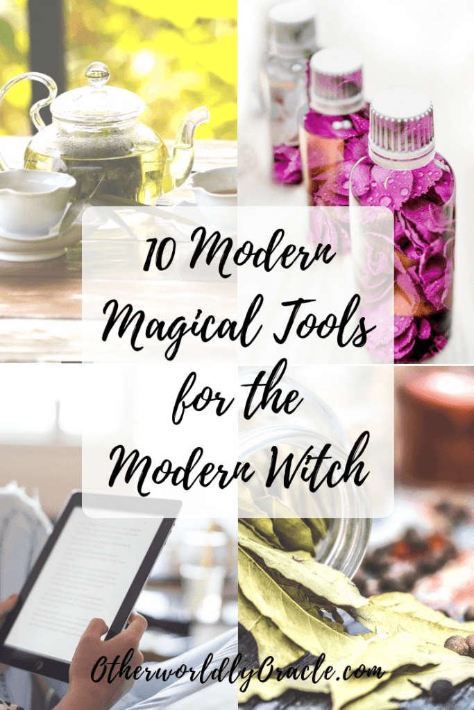The modern tech witch 10 magical tools