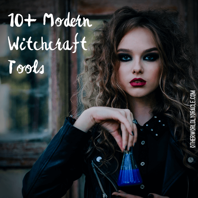 Modern Tools for the Tech Witch