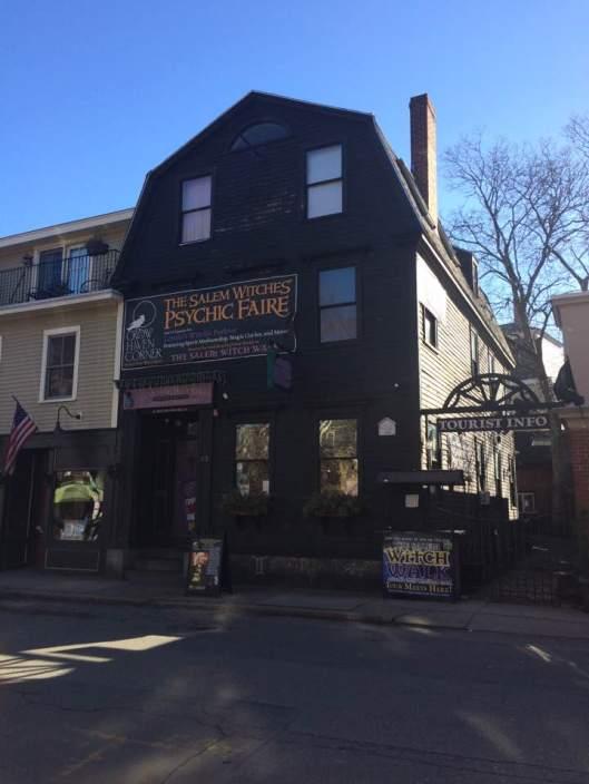 Lorelei's Witch Shop & House in Salem