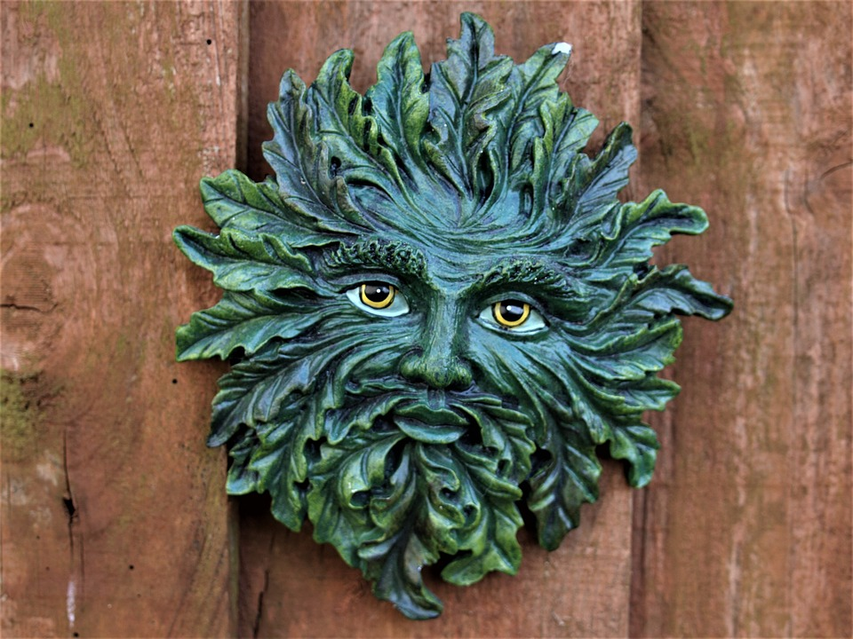 Honor the Green Man
