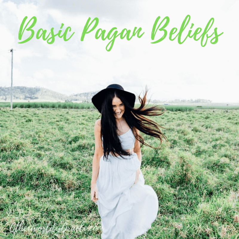 Paganism Beliefs: What DO Pagans Believe?