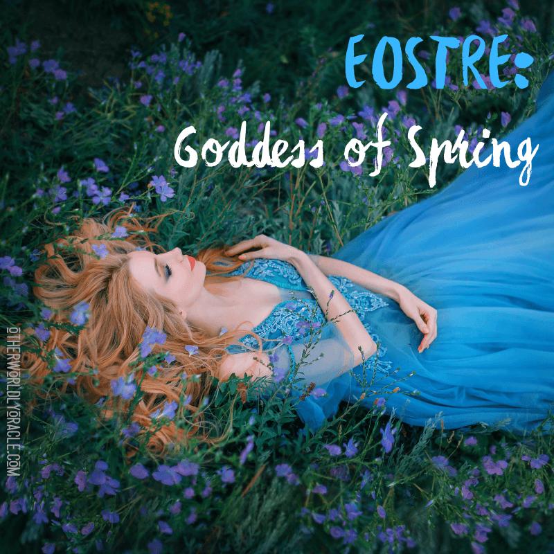 Eostre: Germanic Goddess of Spring
