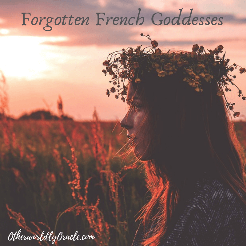 Forgotten Ancient French Goddesses from the Gaulish Celtic Pantheon