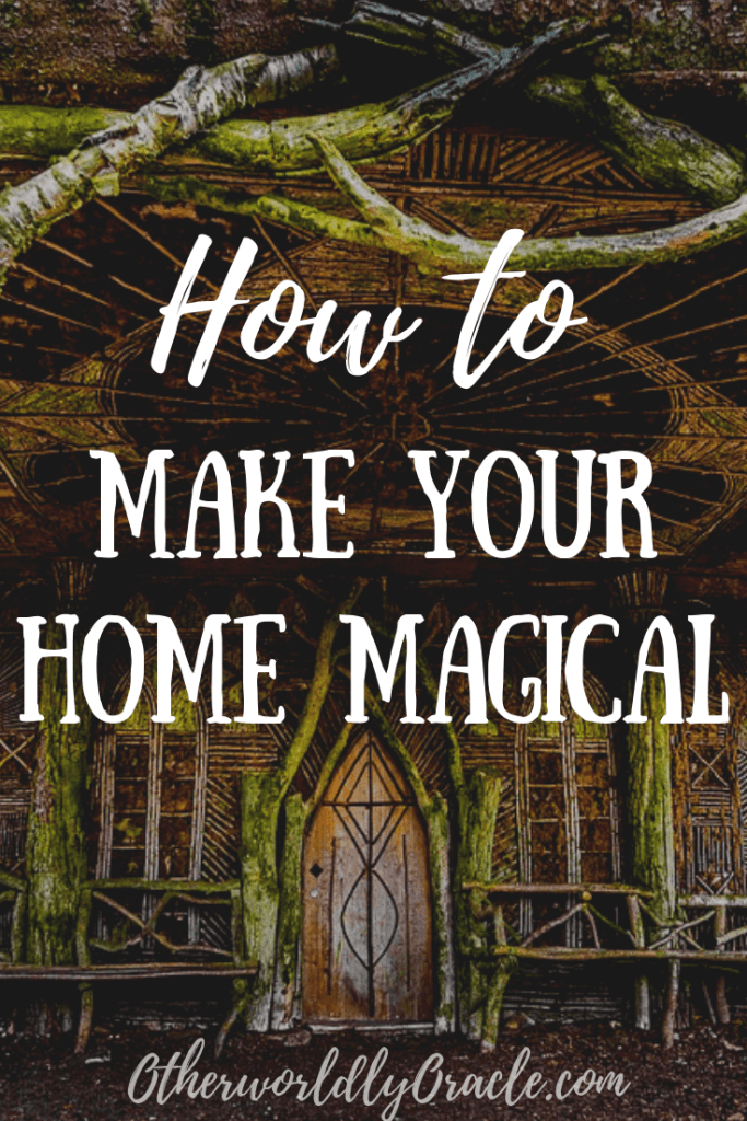 Transform your house into a magical home with these witchy decorating ideas!