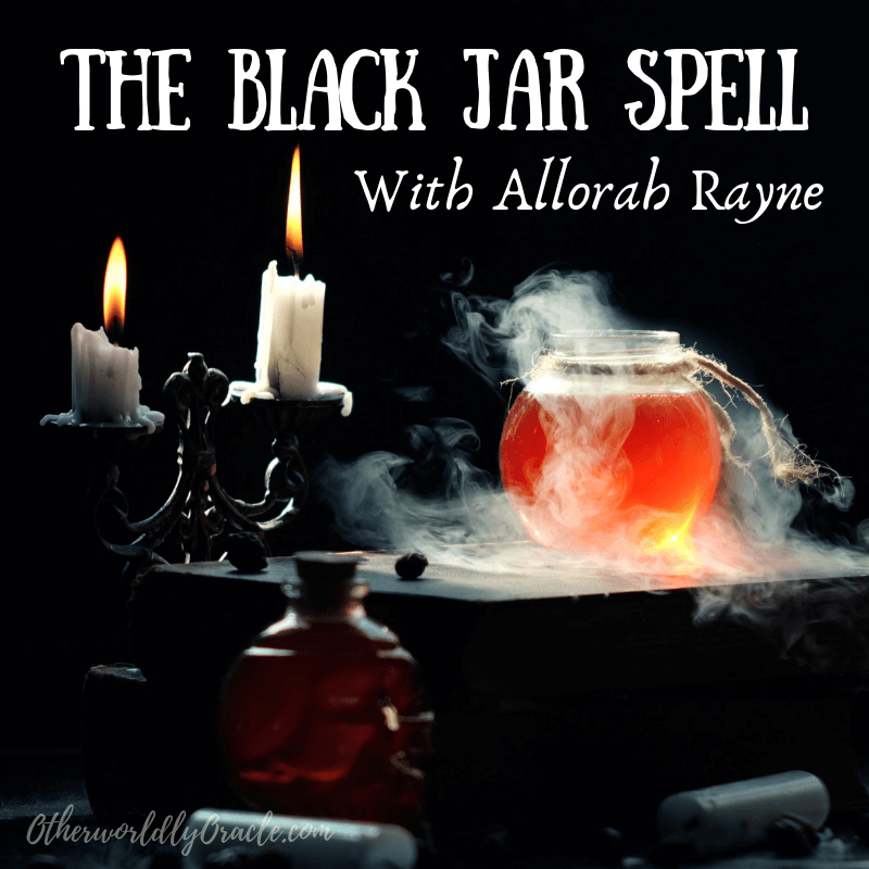 Hoodoo Jar Spells: The Black Jar for Cleansing and Protection