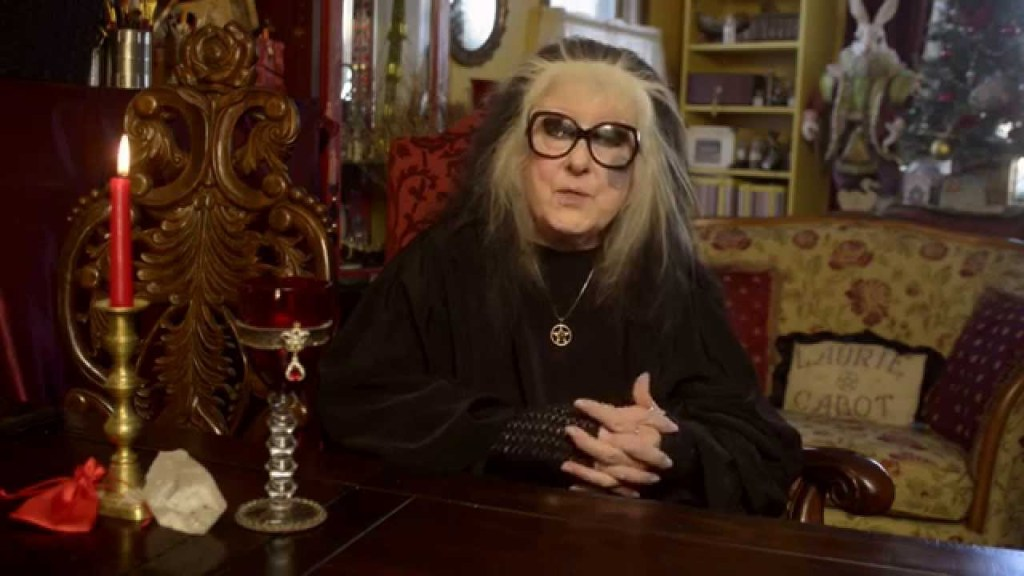 The Official Witch of Salem: Laurie Cabot.