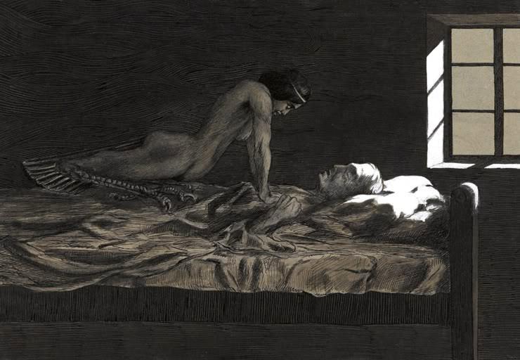 The night hag