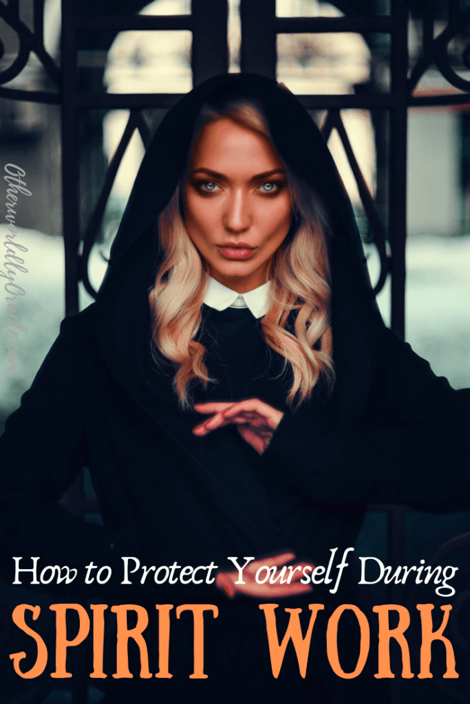 Spirit Work: How to Protect Yourself While Working With Spirits With Allorah Rayne