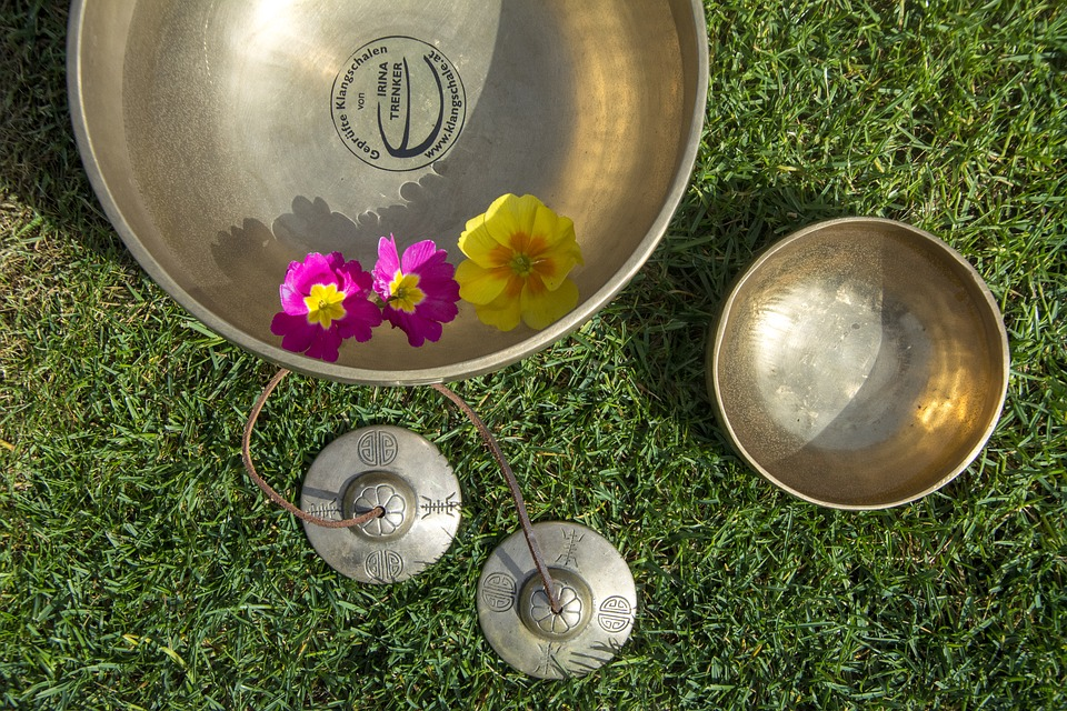 Sound is a great cleansing ritual to incorporate into your magical workings.