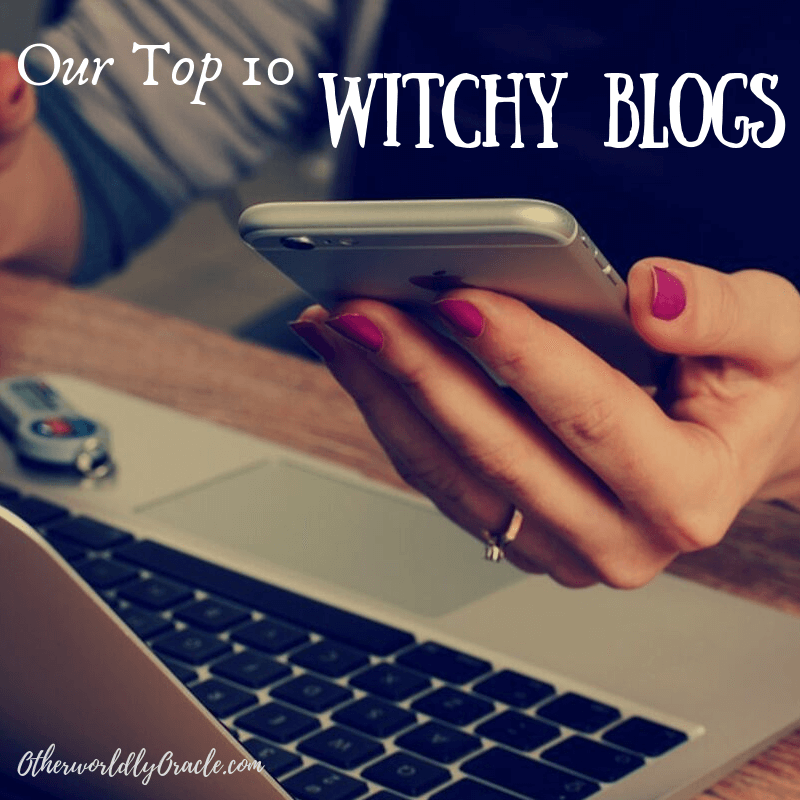 Our Top 10 WITCHY Blogs on the Web!