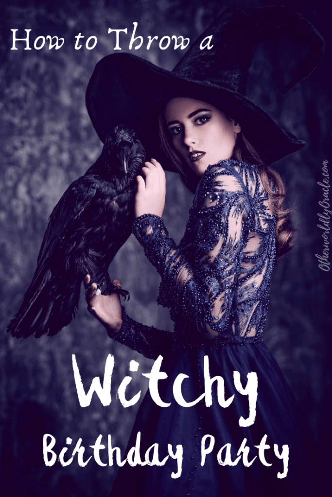 How to Throw a Witchy Birthday Party - 6 Magical Themes, Decor, Games, etc