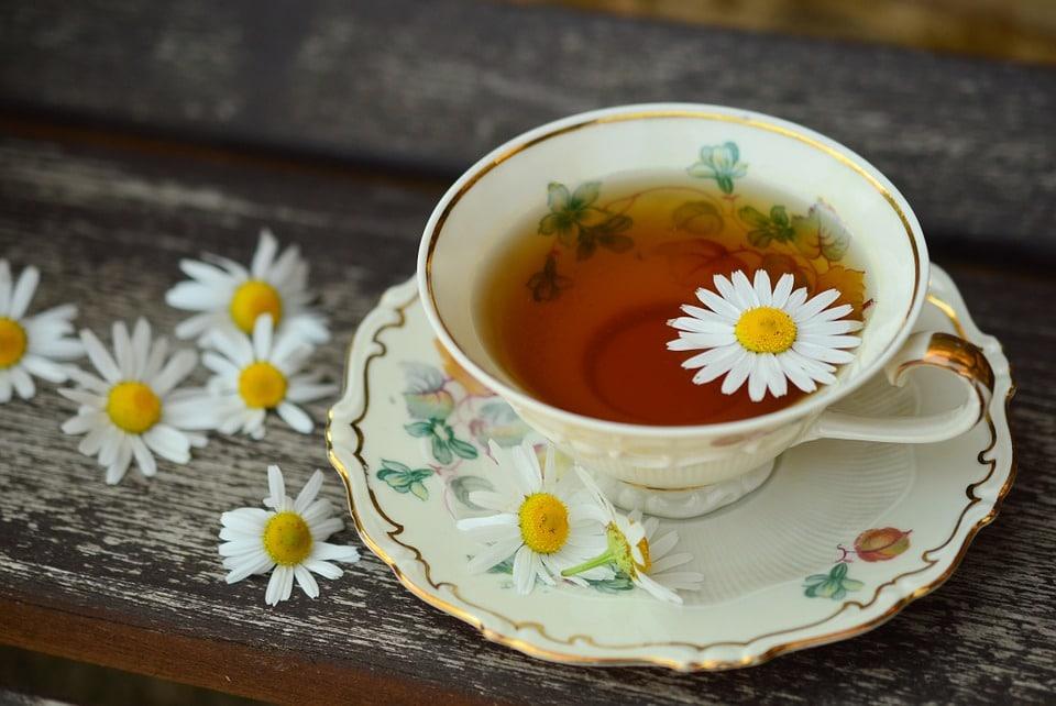 Chamomile Tea is Magic