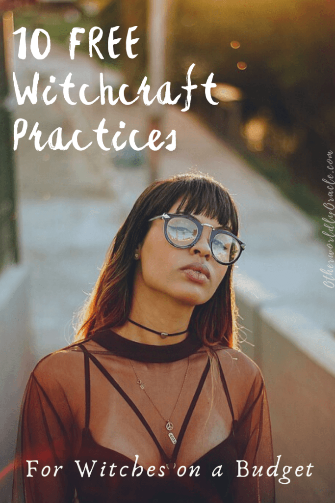 10 FREE Witchcraft Practices For Witches on a Budget