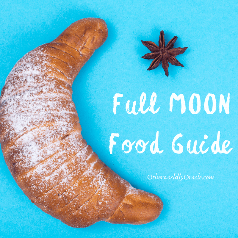 Full Moon FOOD Guide: Moon-themed Foods for Your Next Sabbat