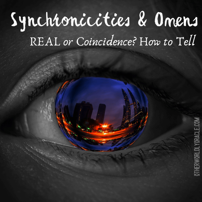 Synchronicities & Omens: How to Tell if It's REAL or Coincidence