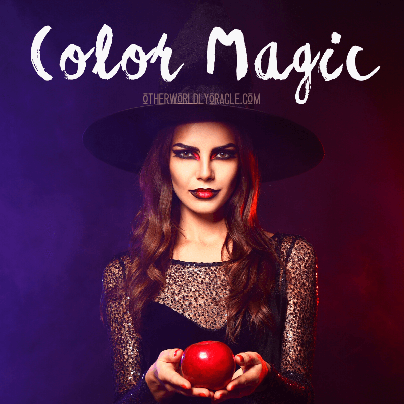 Color Magic: Properties & Uses of the 10 Basic Colors