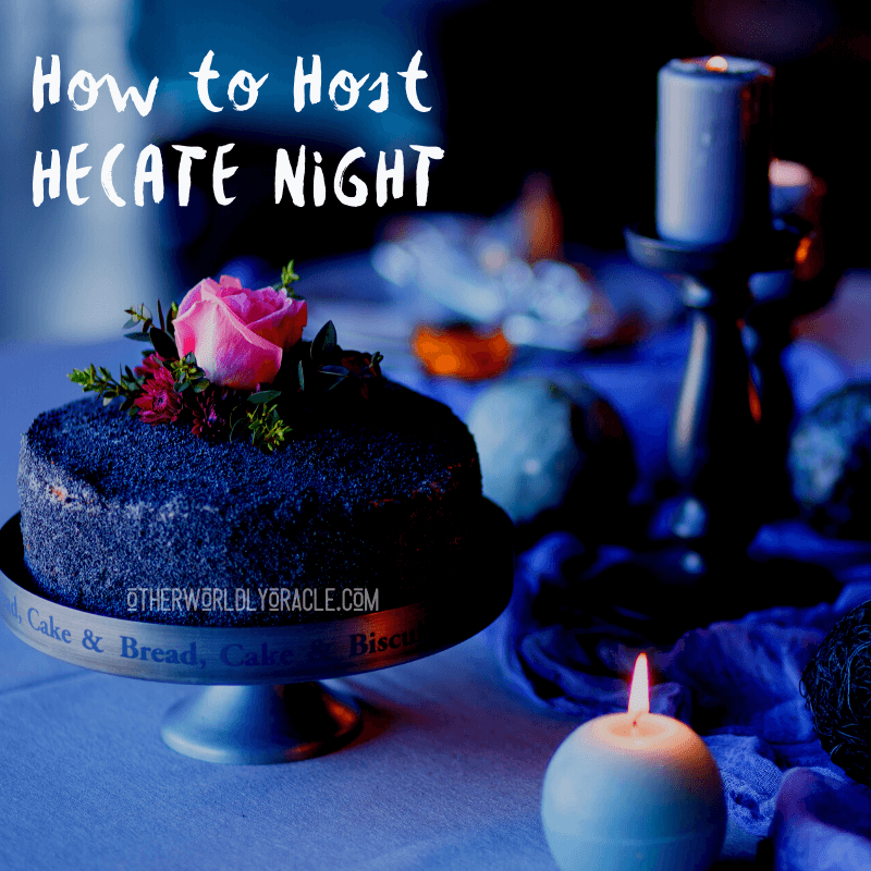 Hecate Night: How to Host a Dinner Party for the Greek Goddess