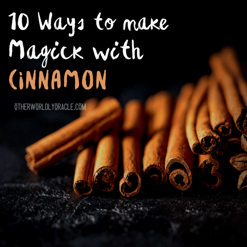 Cinnamon Magic: Properties and 10 Ways to Use Cinnamon in Witchcraft