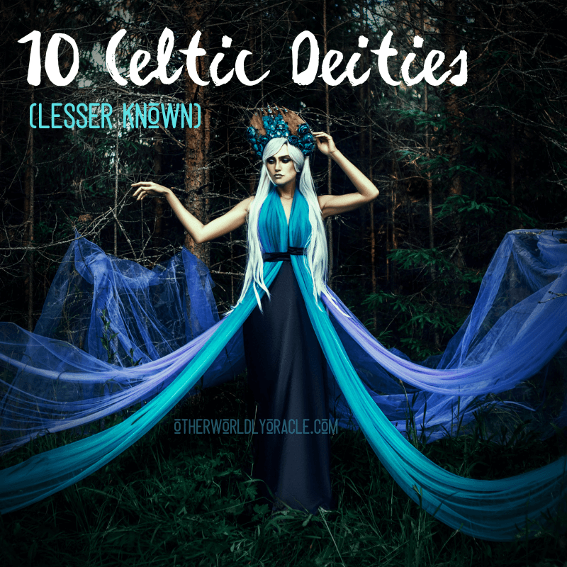 10 Celtic Deities That Are Lesser Known But POWERFUL