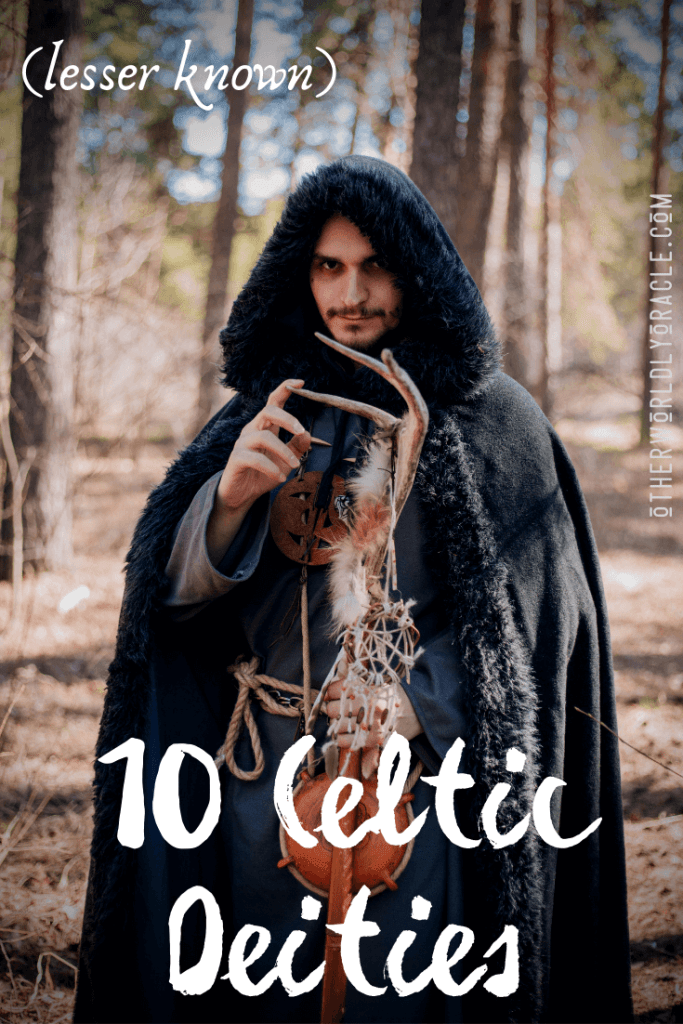 10 (Lesser Known) Celtic Deities to Honor in Your Practice